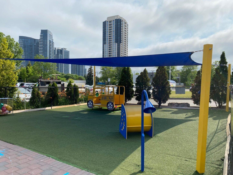 Preschool shade